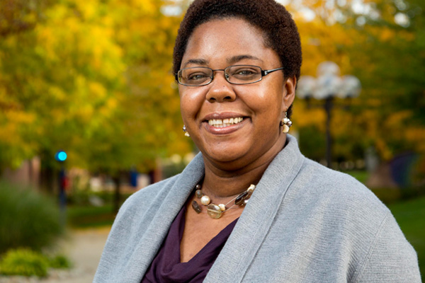 Dr. Erica Britt, Assistant Professor of Sociolinguistics at UM-Flint