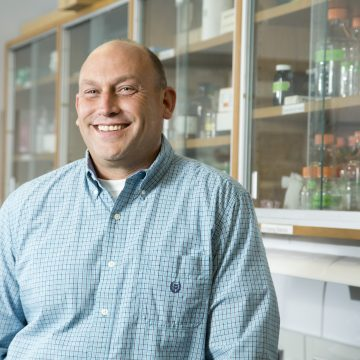 UM-Flint Biology Lecturer Honored By University
