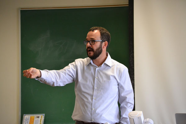 Dan Lair, PhD is the Director of the Applied Communication (MA) program within the Department of Communication Studies.