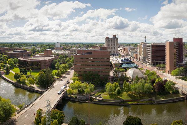 UM-Flint campus