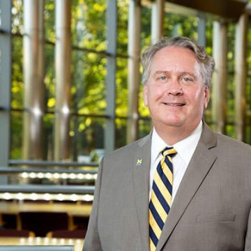 Want to Succeed in Business? UM-Flint SOM's Dean Says Take English