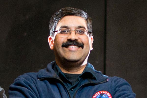 UM-Flint's Dr. Rajib Ganguly