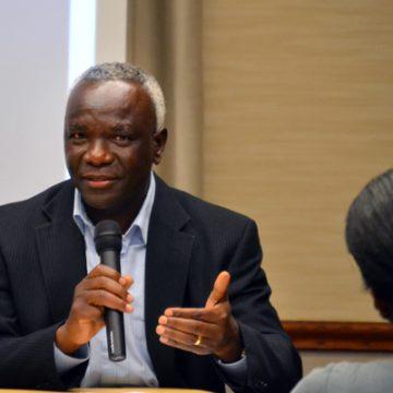 Dauda Abubakar, Associate Professor of Political Science and Africana Studies at UM-Flint