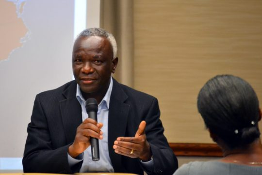 Dauda Abubakar, Associate Professor of Political Science and Africana Studies at UM-Flint