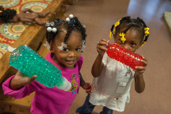 Creative play will be a feature of the early childhood education at Cummings.