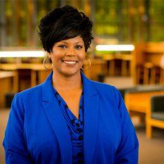 Myesha Cannon of the UM-Flint Career Center