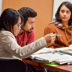 UM-Flint offers short term and special English Language Programs