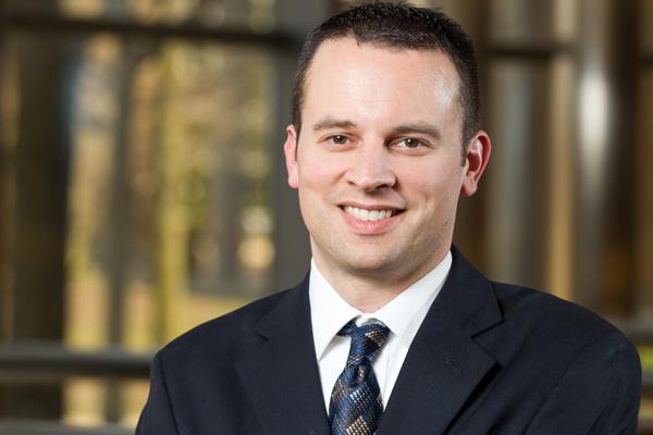 Brad Maki - Director of Graduate Admissions at UM-Flint