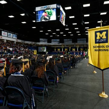 UM-Flint's December Commencement Celebrates Graduates