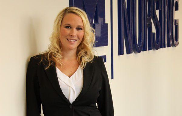 Student speaker for UM-Flint's 2016 December Commencement, Nickie Hewitt.