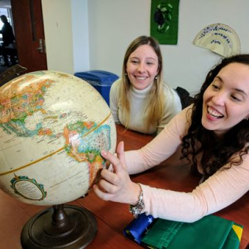 UM-Flint English Language Program Hosts Brazilian Medical Students