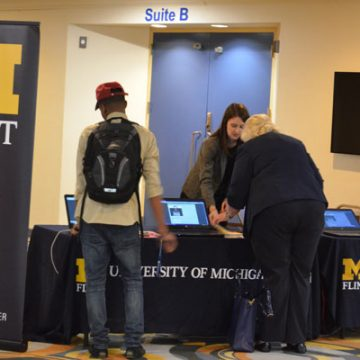 UM-Flint Career Fair