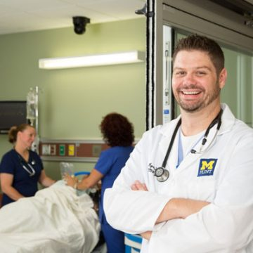 UM-Flint's online graduate programs in nursing ranked among the best kin the nation by U.S.</body></html>