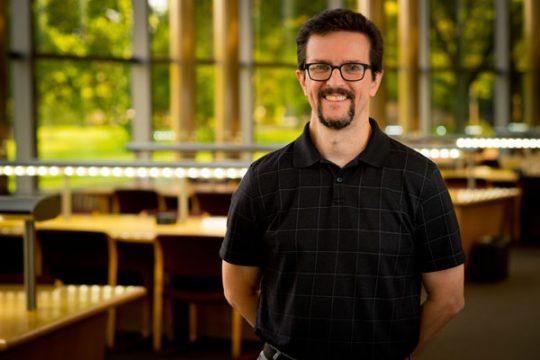 UM-Flint Biology Professor Joseph Sucic