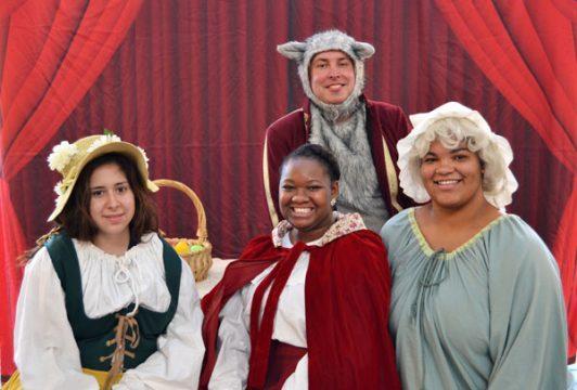 UM-Flint Music Presents Little Red Riding Hood Opera