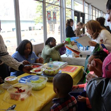 UM-Flint Early Childhood Program Offers Families Nutrition Resources