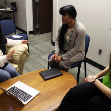 UM-Flint Students Conduct Research with Education Faculty