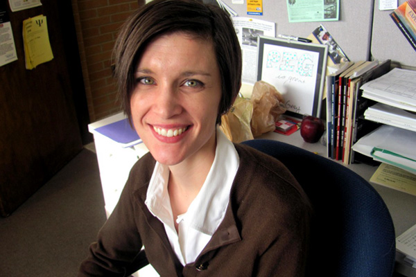 Melissa Grey, PhD, 2004 alumna of UM-Flint Psychology