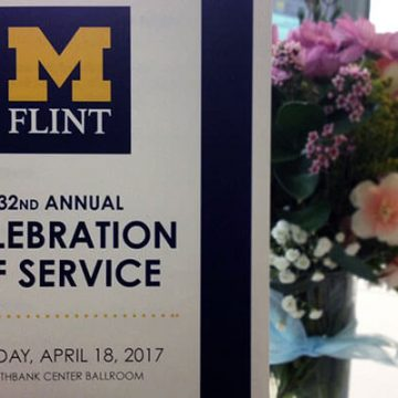 UM-Flint Holds Celebration of Service
