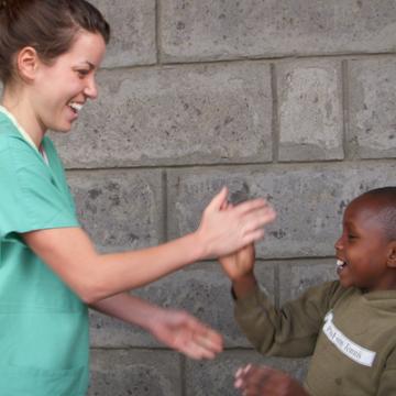 UM-Flint Nursing Trip to Kenya Defines Careers, Changes Lives