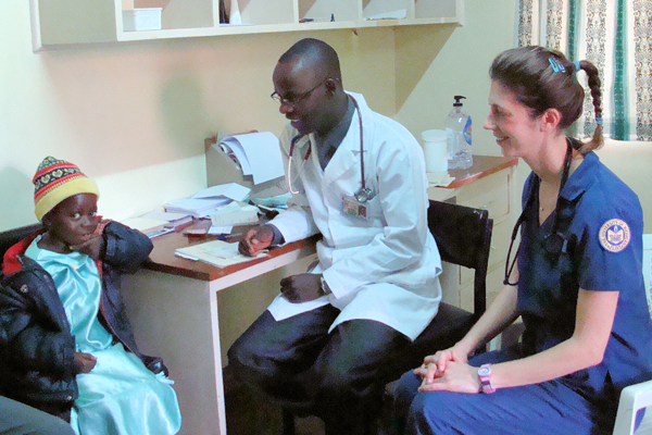 UM-Flint Nursing students have been traveling to Kenya since 2007.