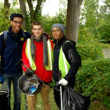 UM-Flint Student Awarded Newman Civic Fellowship