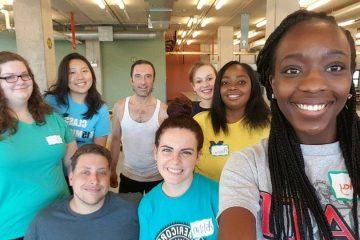UM-Flint students will be volunteering in Philadelphia this August.