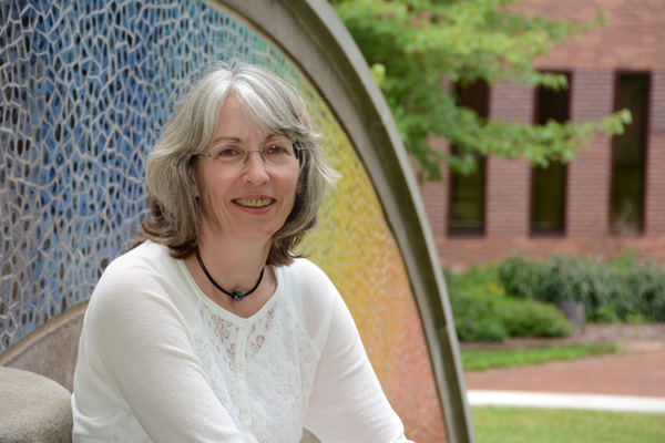 Tracy Wacker - emeritus lecturer of UM-Flint Biology and Director of the Thompson Center for Learning and Teaching