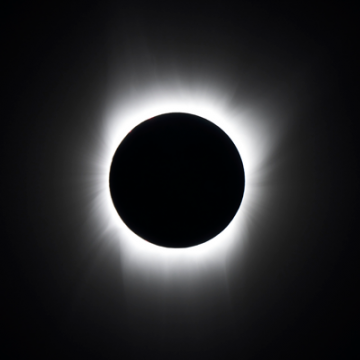July 11, 2010 Eclipse Image. Credits: Williams College Eclipse Expedition - Jay M.</body></html>