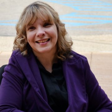 Charlene Lizotte of UM-Flint Communication Studies