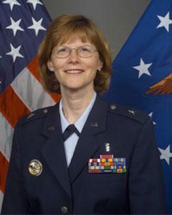 Brigadier General Carol Ann Fausone (Ret.)