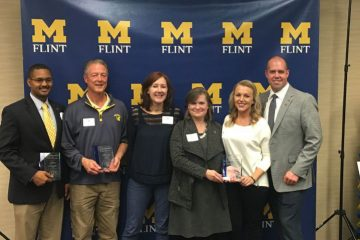 "UM-Flint honors six ""Distinguished Educators."""