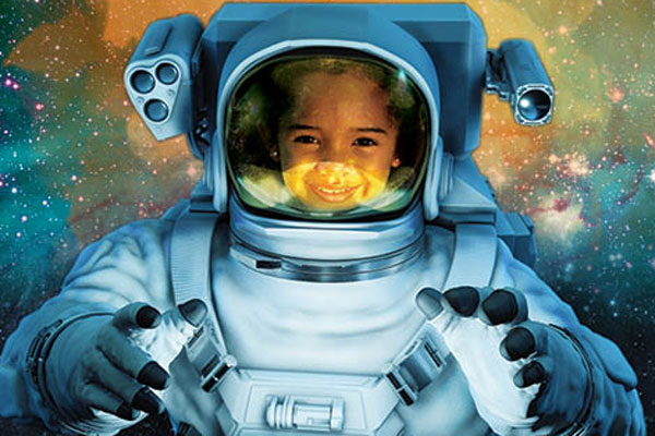 """""""Be the Astronaut"""" at Sloan Museum 