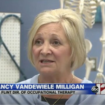 Nancy Vandewiele Milligan, PhD | Doctor of Occupational Therapy program director