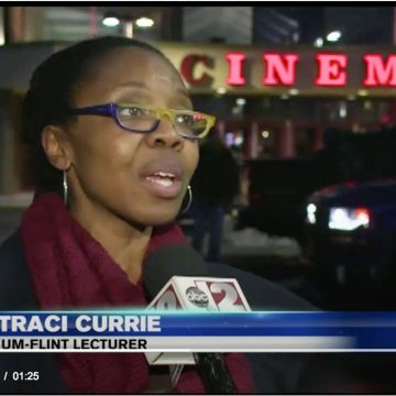 "UM-Flint Communication Studies faculty member Traci Currie on the movie ""Black Panther"""