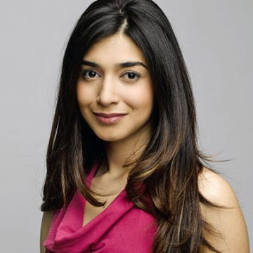 Shiza Shahid speaks at UM-Flint's Critical Issues Forum & Sullenger Dialogues on March 28