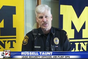 Russell Taunt | UM-Flint Department of Public Safety