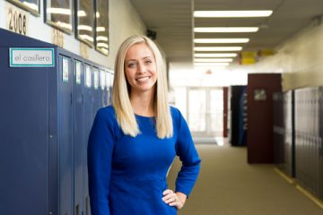 Amanda Schaft, EdS | Graduate of UM-Flint's Education Specialist program