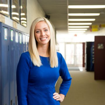 Amanda Schaft, EdS | Graduate of UM-Flint's Education Specialist program