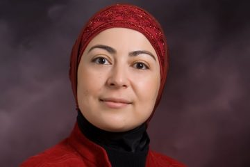UM-Flint Professor of Nursing Hiba Wehbe-Alamah, PhD, RN, FNP-BC, CTN-A