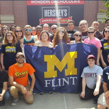 New UM-Flint alumni support future of Alternative Summer Break
