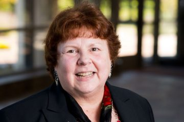 Margaret M. Andrews | Founding dean of the University of Michigan-Flint's School of Nursing