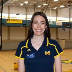 Julia Stulock | UM-Flint Club Sports associate director
