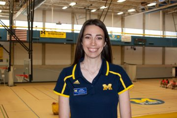 Julia Stulock | UM-Flint Club Sports associate director