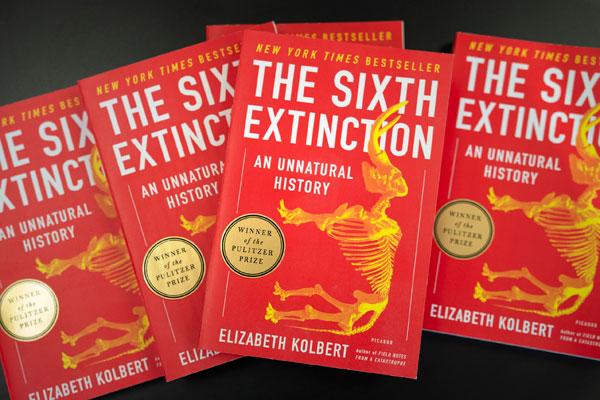 quotthe sixth extinction an unnatural historyquot by elizabeth