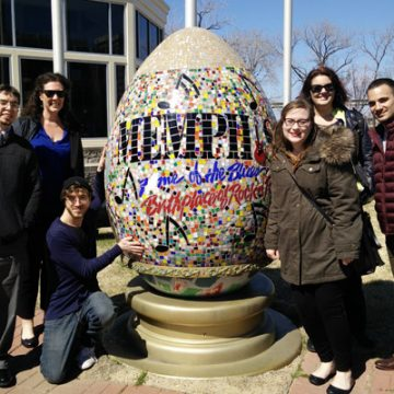 UM-Flint Psychology students bring forensic research to Memphis
