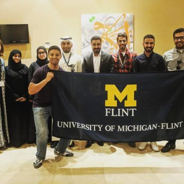 UM-Flint creates new opportunities for international alumni to stay connected
