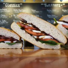 Deli sandwiches from Picasso Restaurant Group