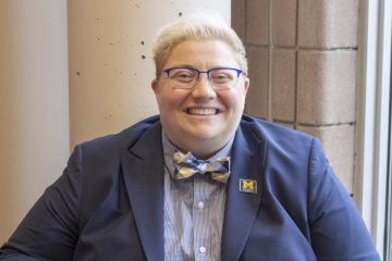 Heather L. Johnson | Director, Women's Educational Center and Ellen Bommarito LGBTQ Center