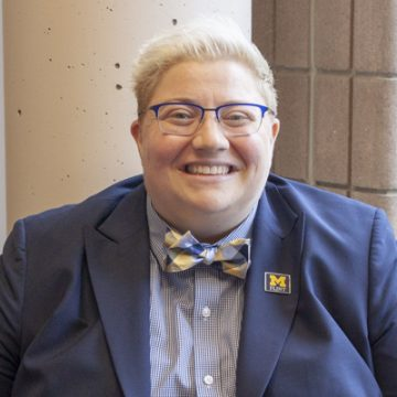 Meet UM-Flint's new Women's Educational and LGBTQ Center director